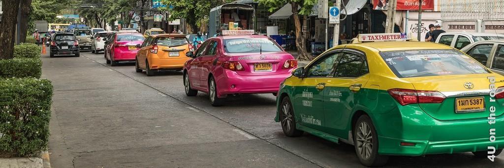 Bild Verkehr in Bangkok