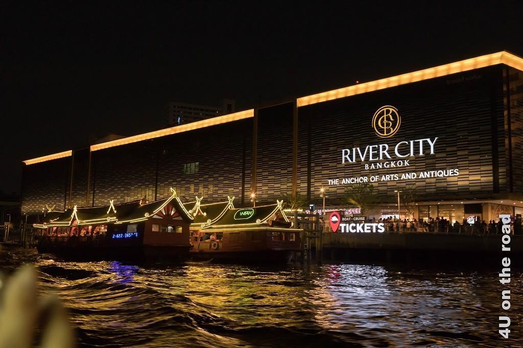 Bild River City bei Nacht - Bangkok
