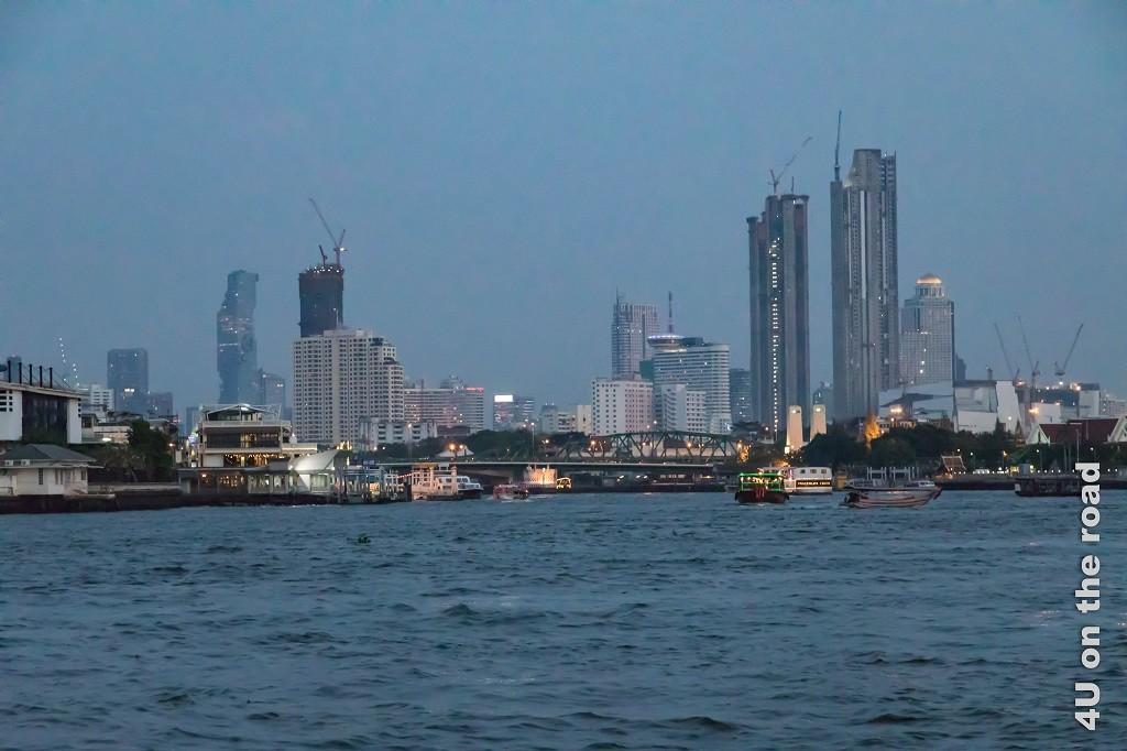 Bild So viele Lichter - Bangkok am Abend