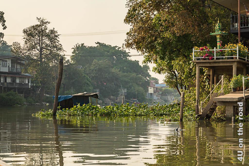 Bild Um die nächste Kurve auf dem Fluss, Ayutthaya