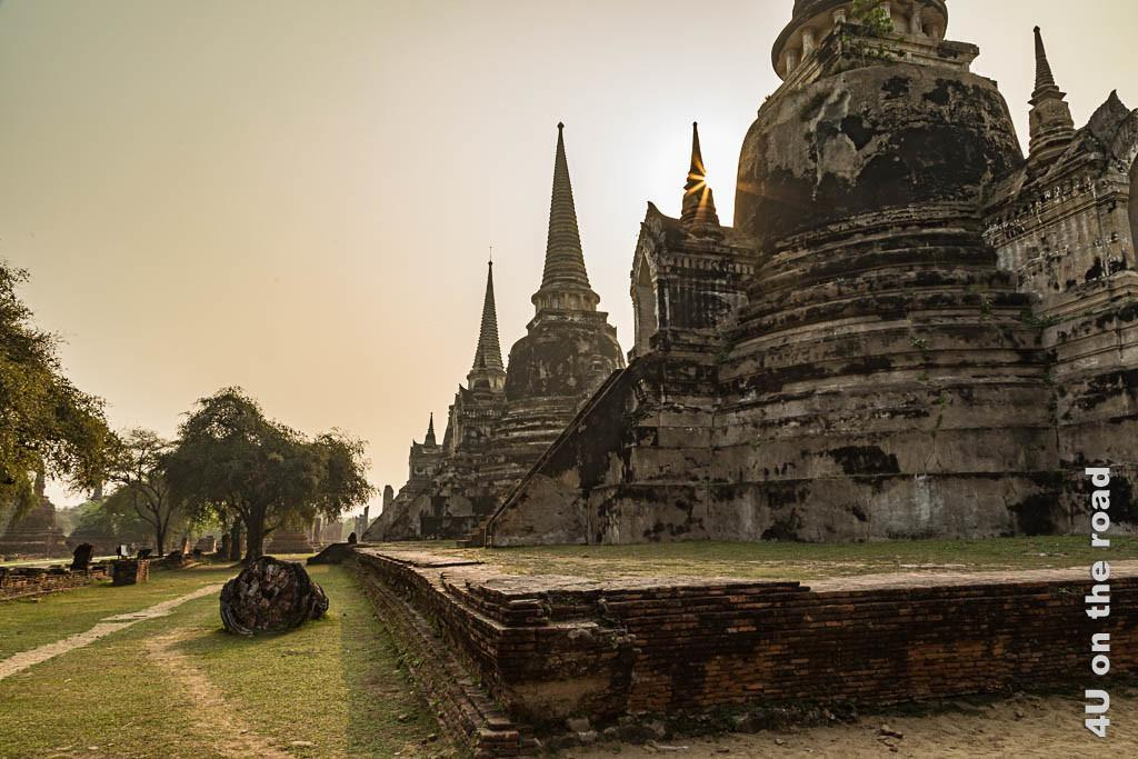 Bild 2 Wat Phra Si Sanphet - Ayutthaya