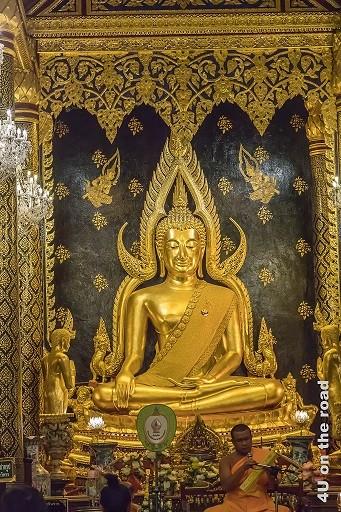 Bild Phra-Buddha-Chinnarat in Phitsanulok