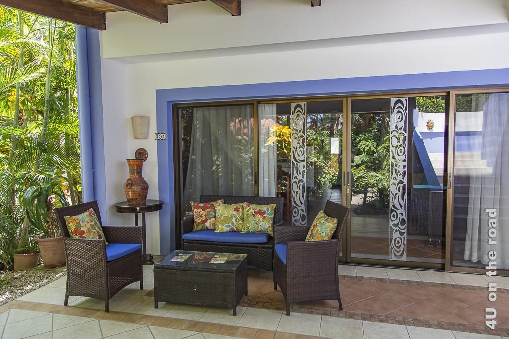 Bild Appartement mit Terrasse im Bahia del Sol Beach front Boutique Hotel