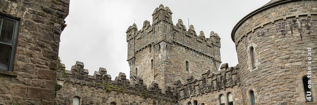 Castle Glenveagh, Glenveagh Nationalpark