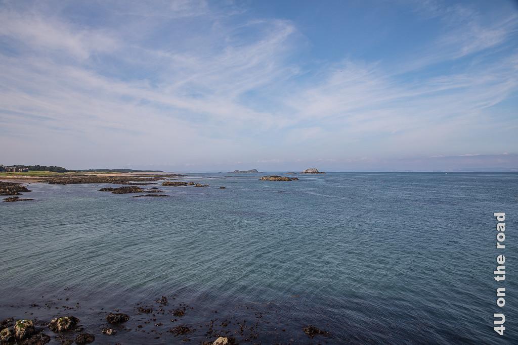 Küste von North Berwick