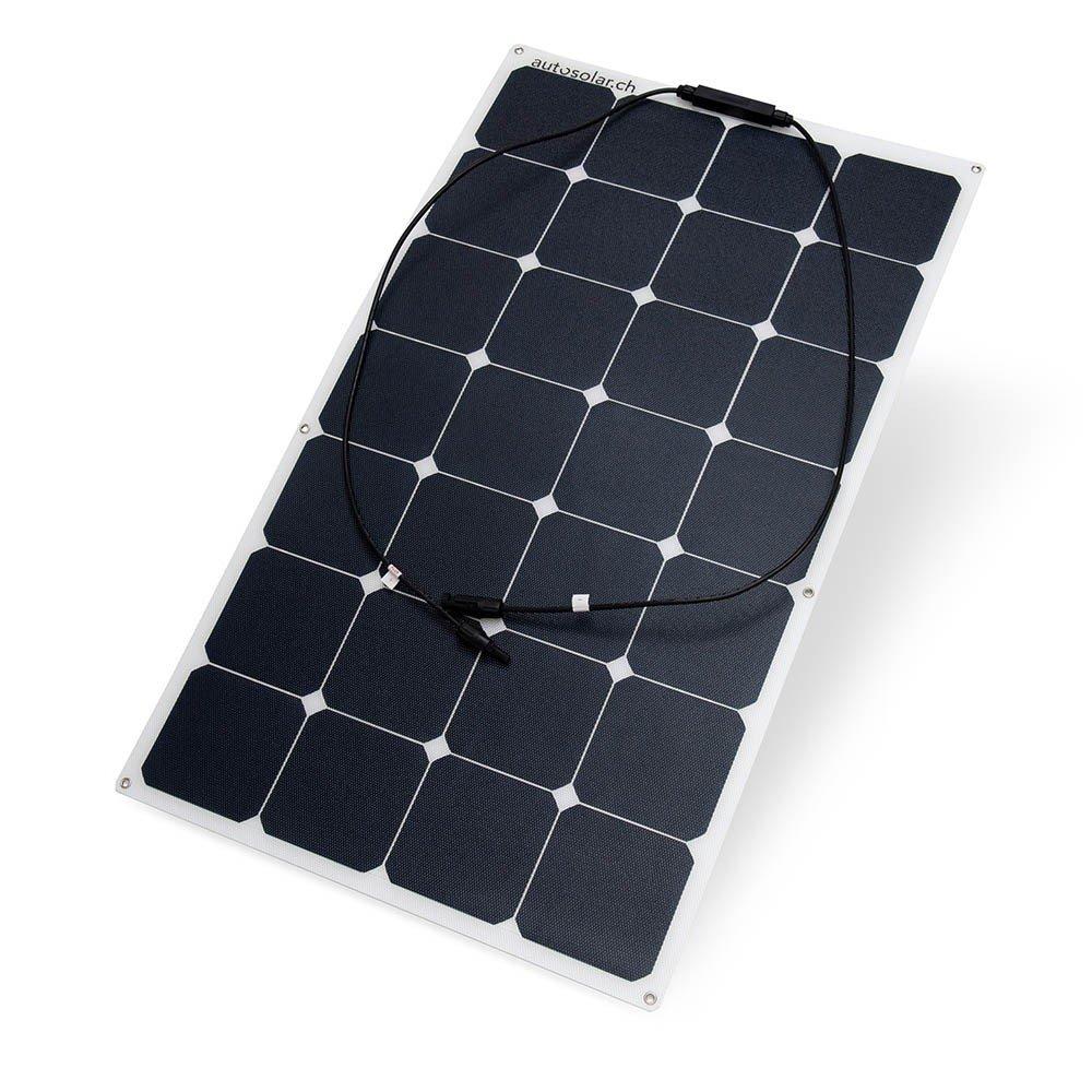 100 W Solarpanel