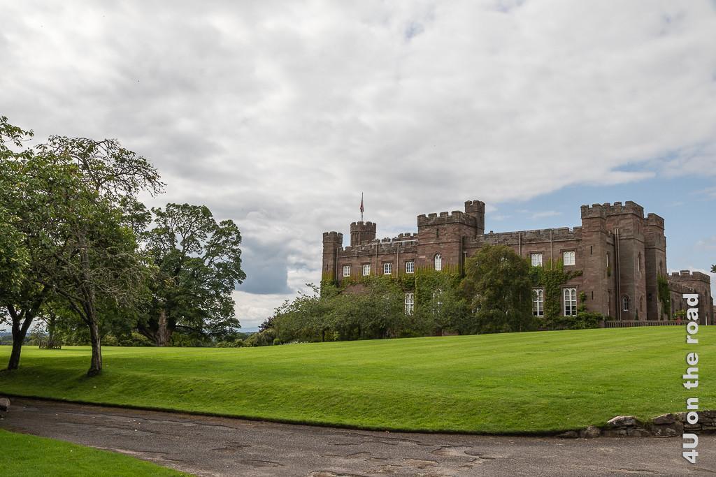 Scone Palace - Herrschaftssitz der Murrays
