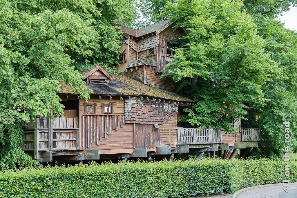 Alnwick Gardens - Baumhaus