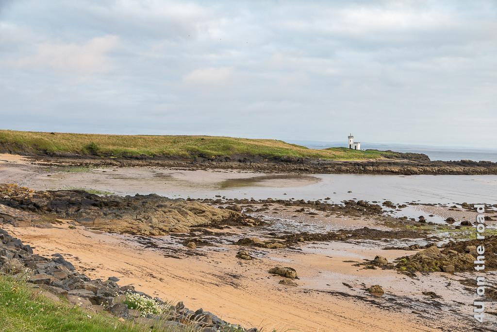 Elie Ness Leuchtturm, Fife Coast