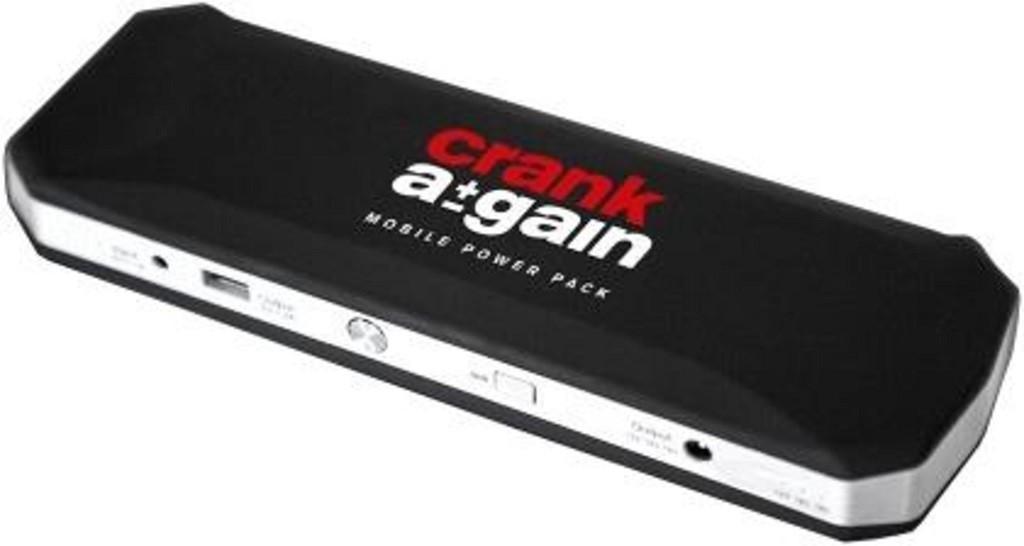 Powerpack der Firma Crankagain