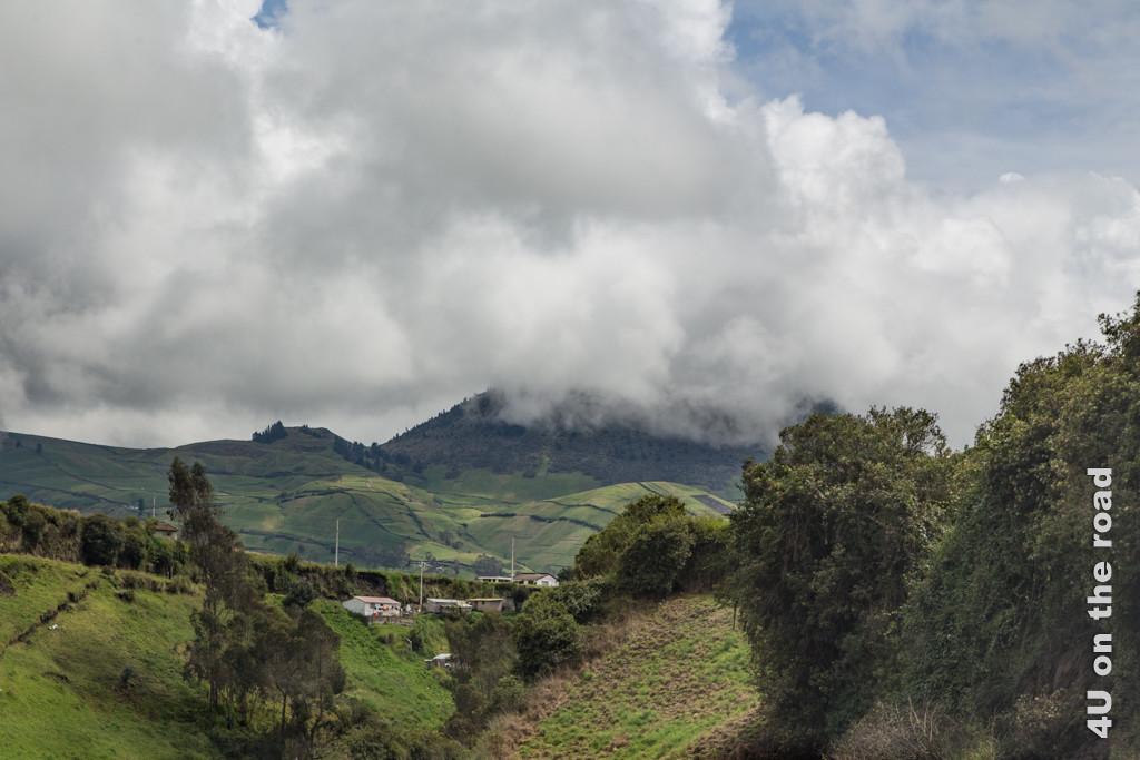 Unterwegs auf dem Weg nach San Miguel de Salecedo