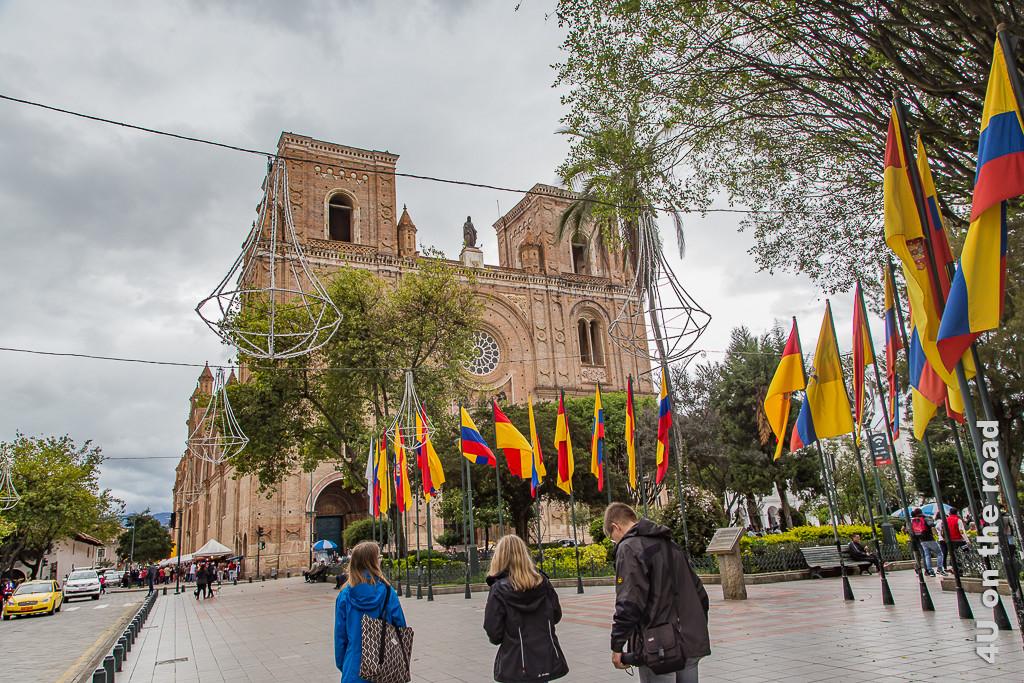 Kathedrale Cuenca - Catedral de la Immaculada Concepción