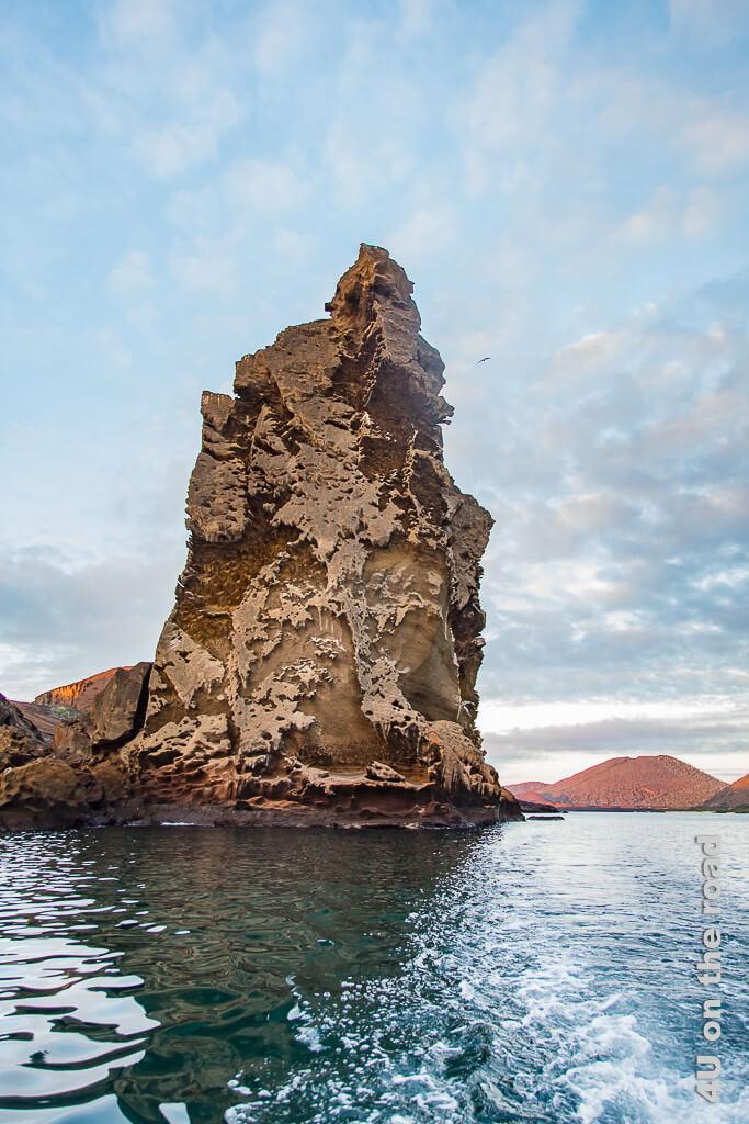 Pinnacle Rock Bartolomé - Reisebericht Galápagos Kreuzfahrt