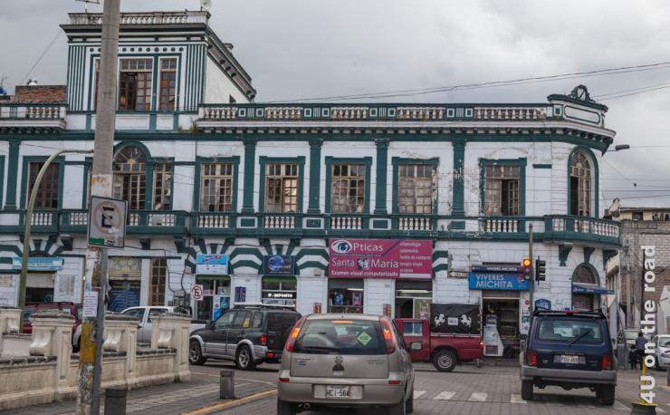 Feature Bild Durch den Cotopaxi nach Otavalo