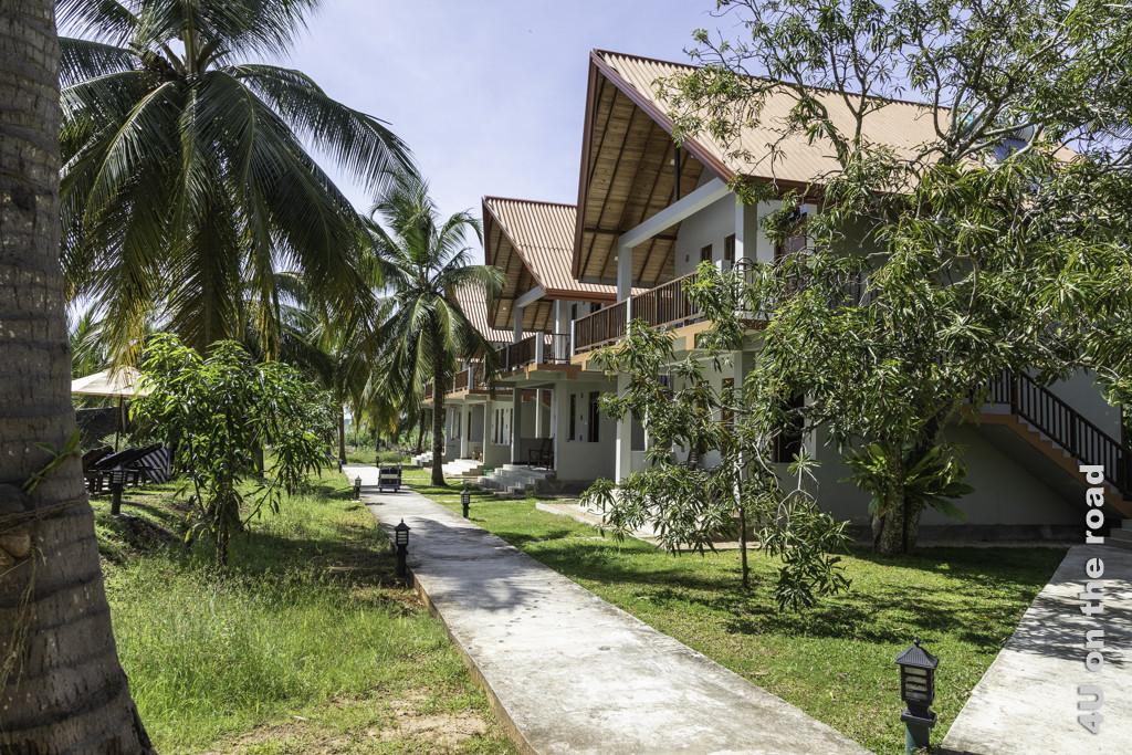 Coconut Garden Hotel und Restaurant in Tissamaharama