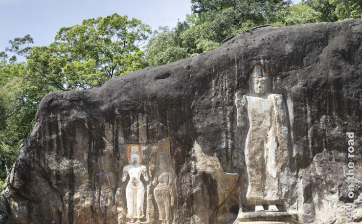Feature Buduruwagala Tempel