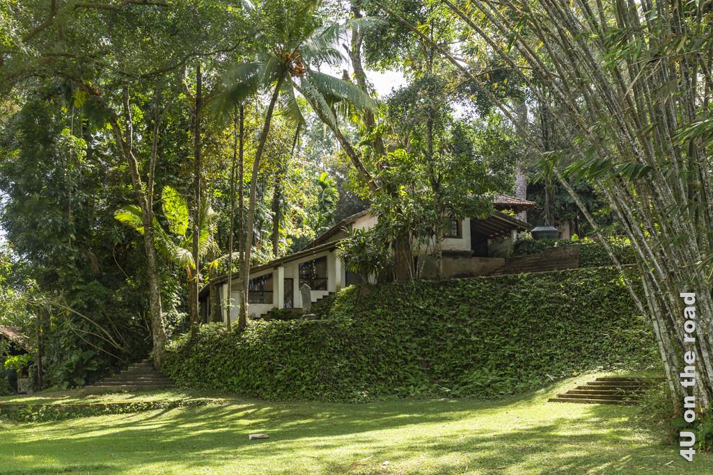 Der alte Bungalow - Lunuganga