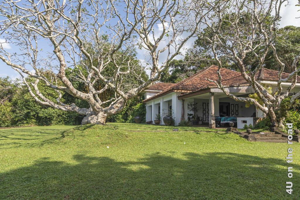 Haus von Geoffrey Bawa auf Lunuganga