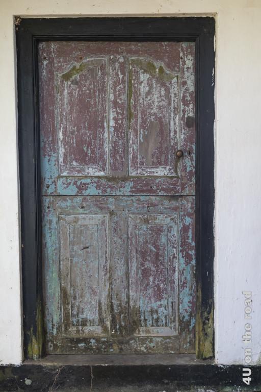Alte Tür - Lunuganga
