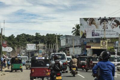 Kleinstadtverkehr - der ganz normale Wahnsinn