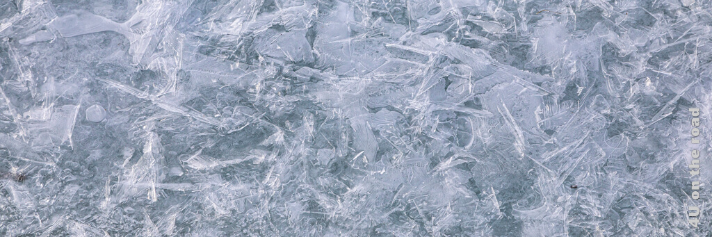Eiskristalle - Yukon im Winter