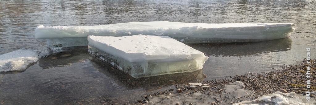Gestrandete - Yukon im Winter