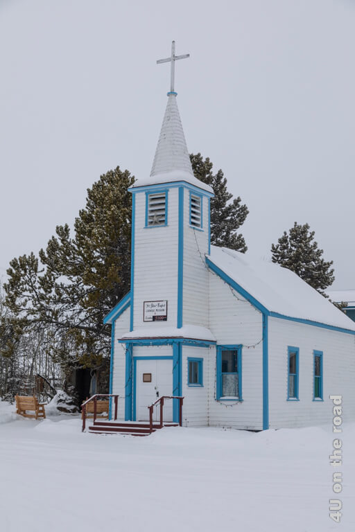 St. John Baptist Catholic Church in Carcross
