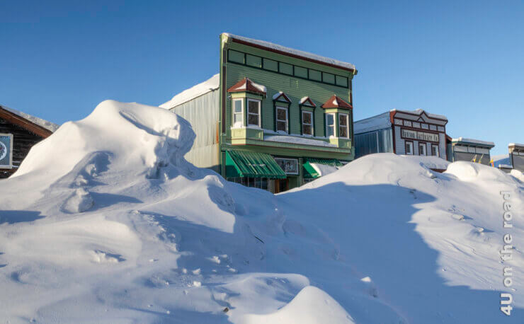 Feature Dawson City