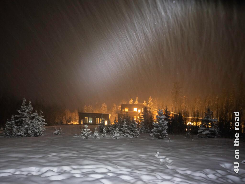 Im Reiseblog berichten wir über den Winter in Kanada