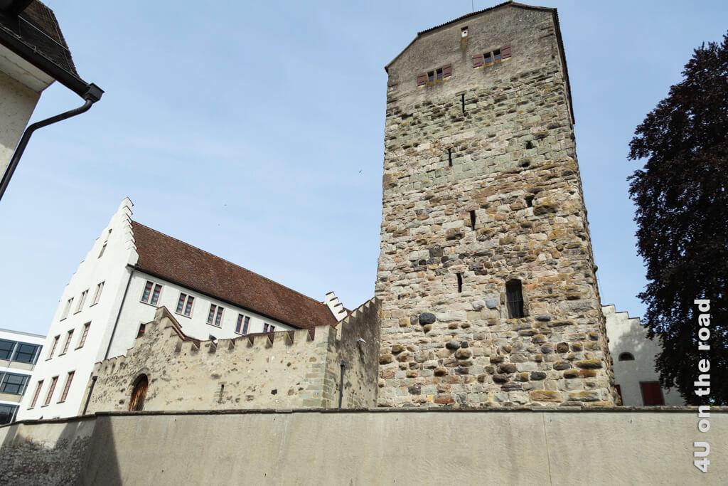 Wohnturm und Schloss Arbon