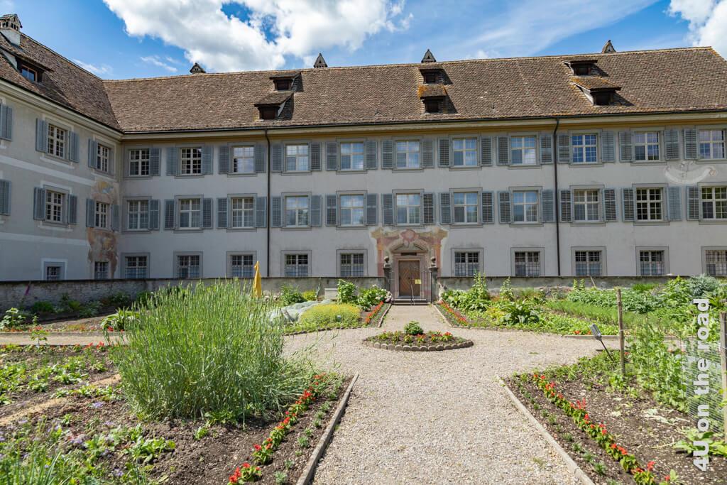 Klostergarten Kloster Fahr