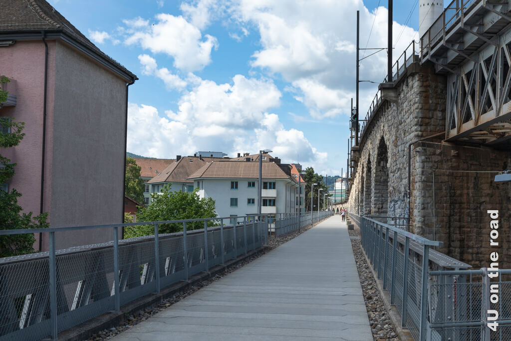 Wipkinger Viadukt und Lettenviadukt