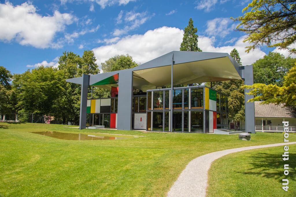 Heidi Weber Haus von Le Corbusier