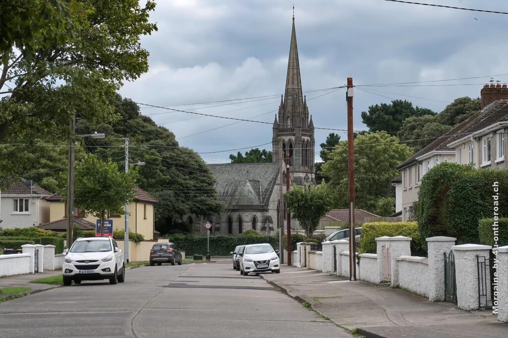 Mein Weg zum St. Anne's Park führt auch an dieser schönen Kirche vorbei.