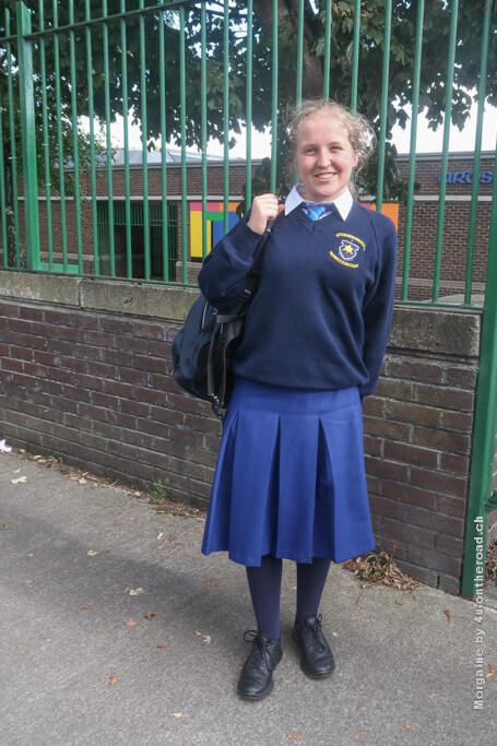 Meine Schuluniform