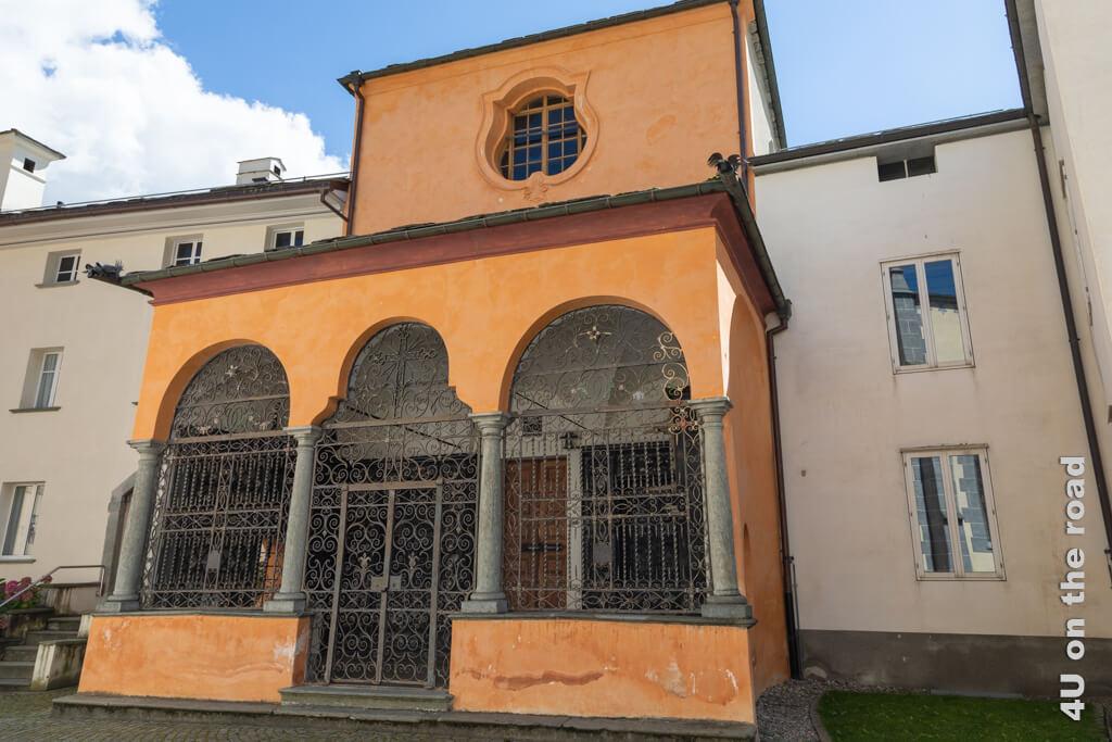 Oratrorium Sant'Anna Beinhaus
