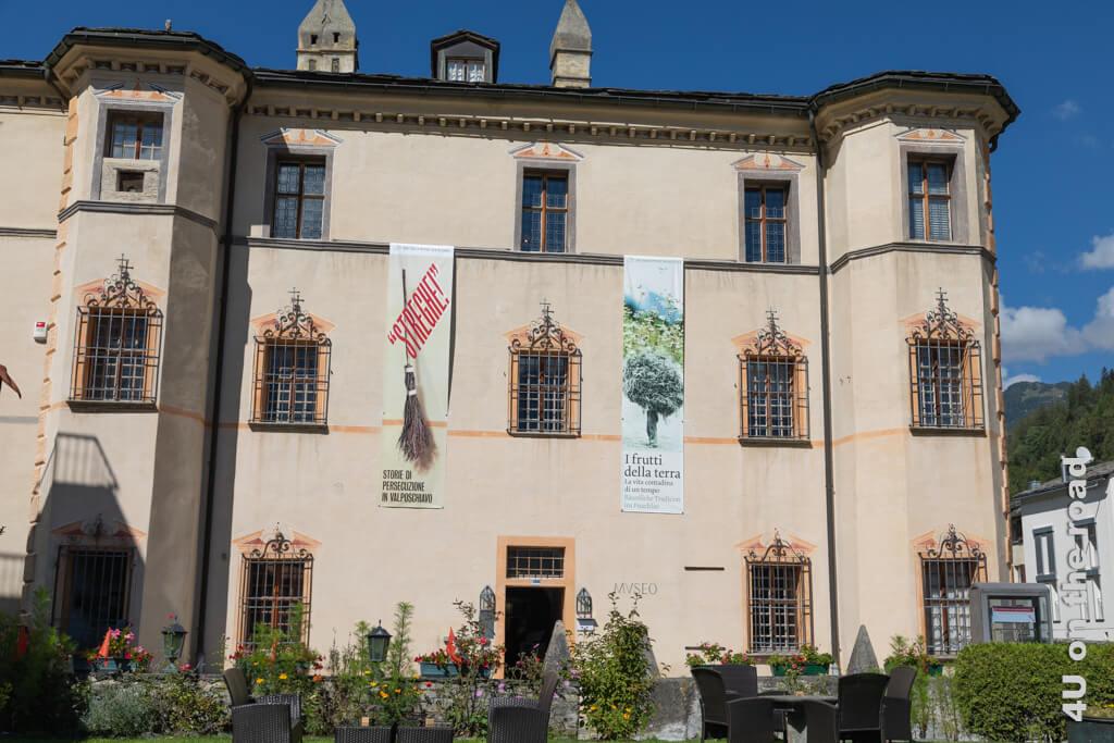 Der Palazzo de Bassus-Mengotti, Poschiavo