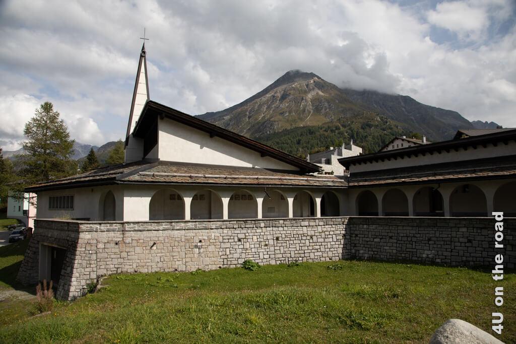 Katholische Kirche St. Peter und Paul, Maloja