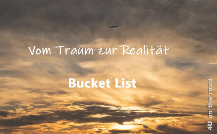 Feature Bucket List