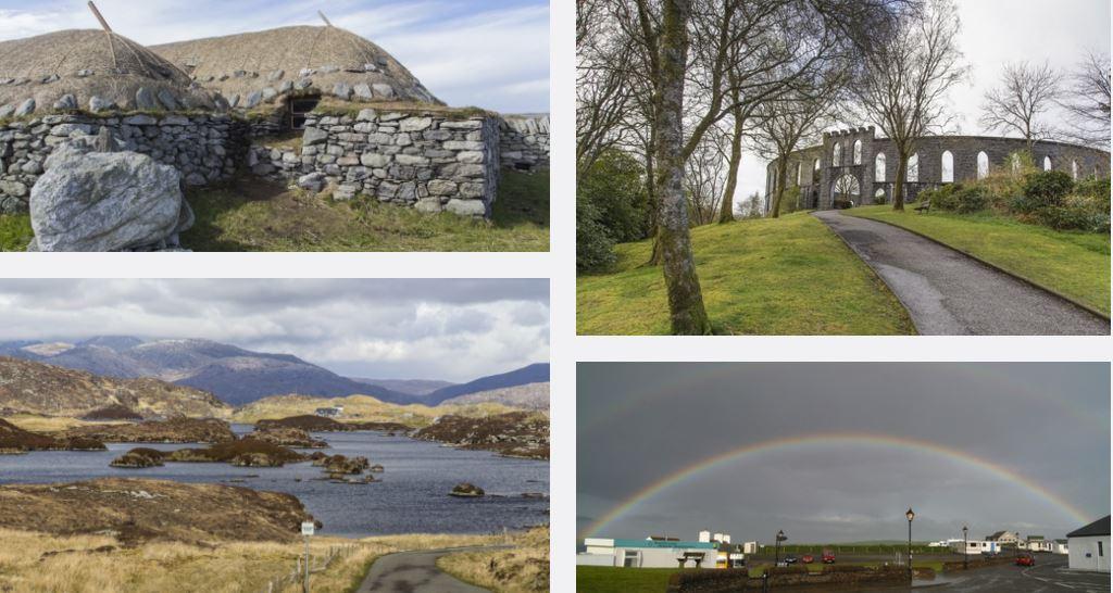 Ob nun ganz im Norden Schottlands der Geopark oder die äusseren Hebriden, wir sind Schottlands Landschaft und dem Licht verfallen. Insofern wird Schottland immer auf der Reise Bucket List stehen.