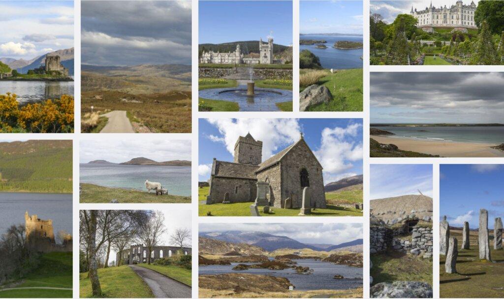 Eindrücke von Schottland - Reise Bucket List