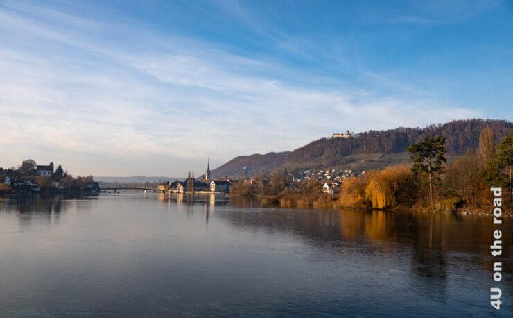 Feature Stein am Rhein