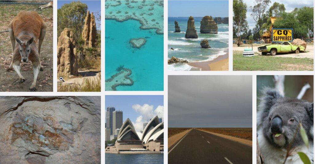 Australien Highlights - So viel gesehen und trotzdem fehlt noch viel.