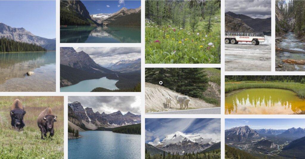 Die Rocky Mountains Kanada's - ein erfüllter Traum der Reise Bucket List