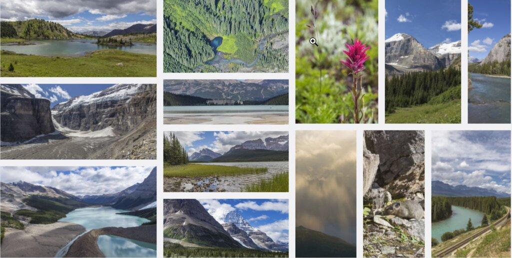 In den Rocky Mountains Kanadas - Highlights