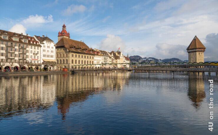 Feature Sehenswürdigkeiten von Luzern