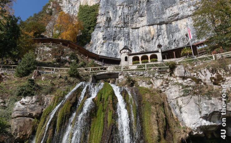 Feature St. Beatus-Höhle