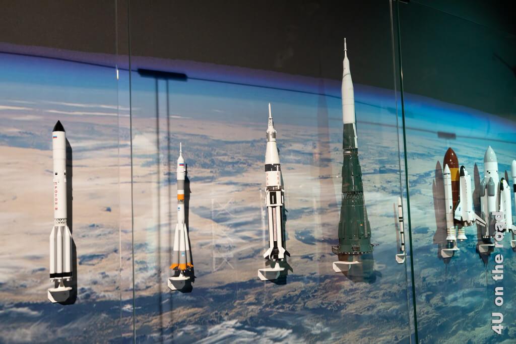 Spaceshuttle - Verkehrshaus