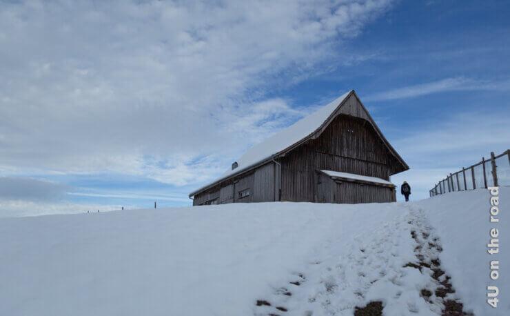 Feature Bild Winterwanderung Biberbrugg Einsiedeln