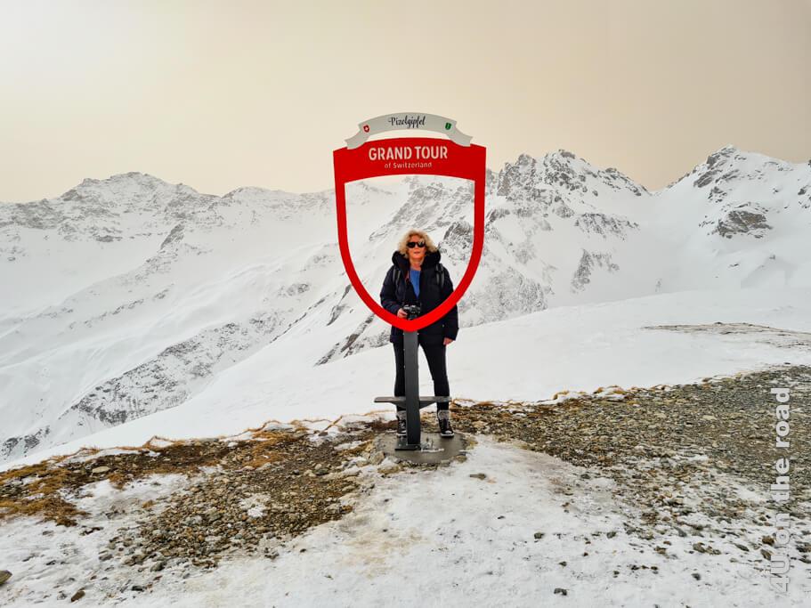 Grand Tour of Switzerland ist eine Vermarktung vom Schweizer Tourismus und führt auf über 1.600 km an bekannten und unbekannten Orten der Schweiz vorbei.